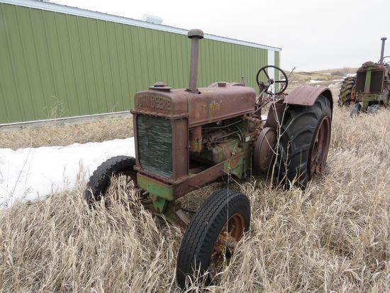 1936 John Deere BR Tractor