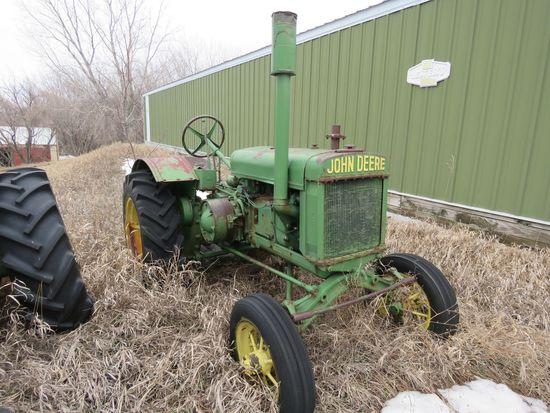 1929 John Deere GP Tractor