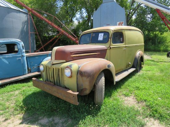 1942 Ford Panel Truck
