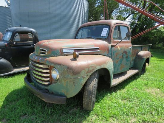 1950 Ford F-3 Pickup for Rod or restore