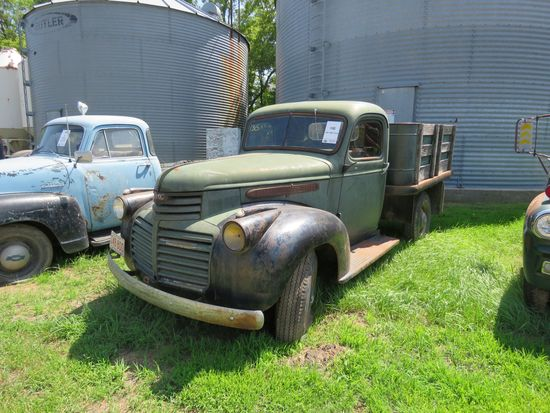 1942 GMC Truck