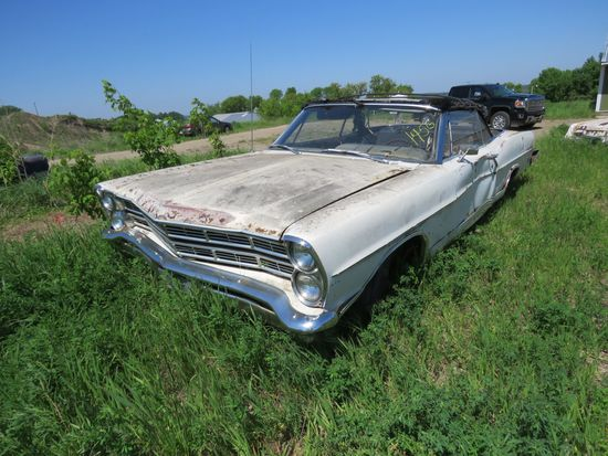 Ford Galaxie for parts