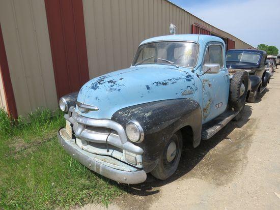 1954 Chevrolet 3100 Pickup H54J023325