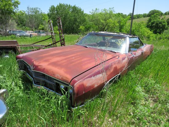 Ford Convertible for parts