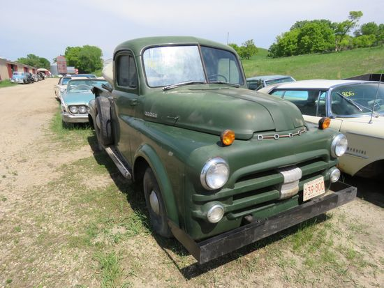 1953 Dodge Job Rated Pickup 83395544
