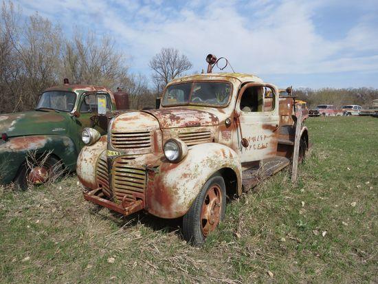 1946 Dodge Firetruck Project