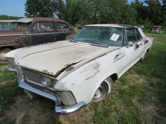 1964 Buick Riviera 2dr Coupe 7K1160398