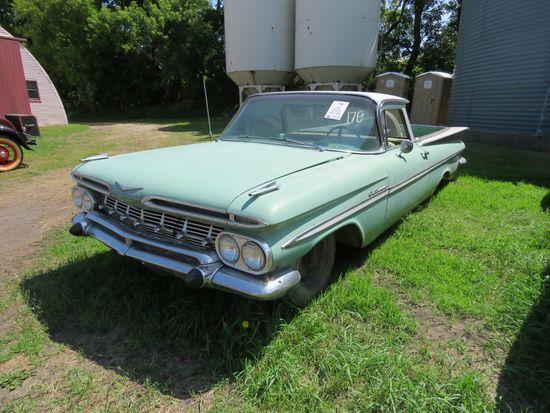 1959 Chevrolet El Camino H59J114682