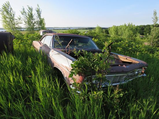 Chevrolet Impala for project or parts