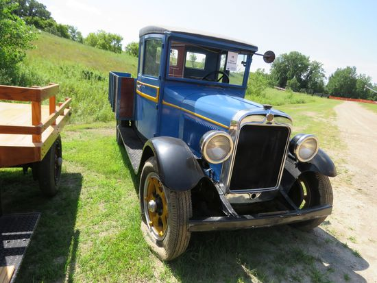 1928 Graham Brothers Truck