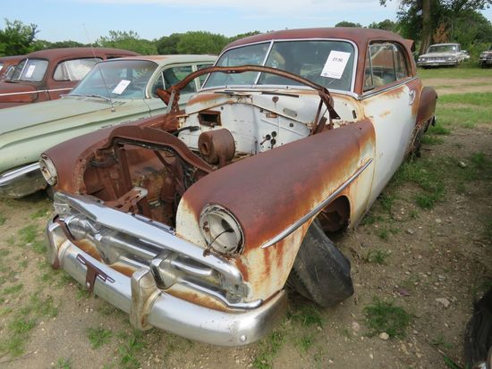 Plymouth 2dr HT for project or parts