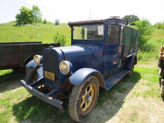 1929 Graham Brothers Truck