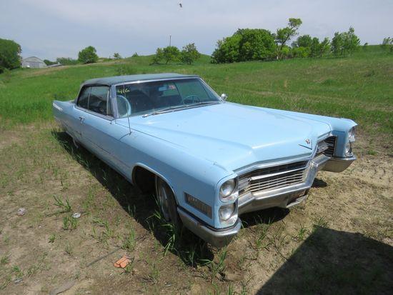 1966 Cadillac Convertible F6219144