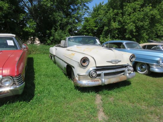 1953 Chevrolet Convertible for Restore
