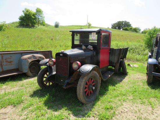 1920's International Truck