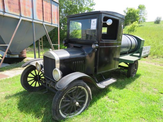 1924 Ford Model T Gas Truck