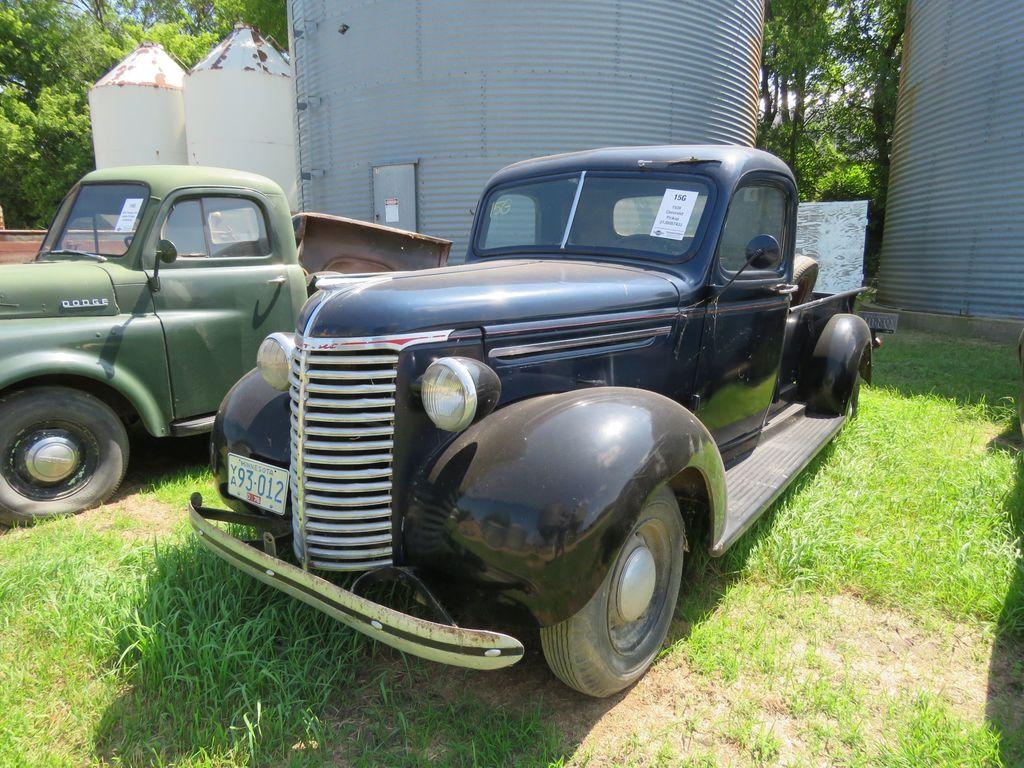1939 Chevrolet Pickup 21JD057433