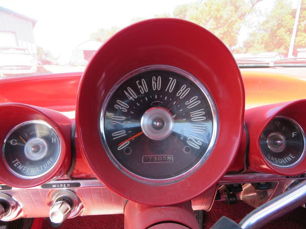 Lot: 1959 Chevrolet Impala Convertible E59J159100 | Proxibid