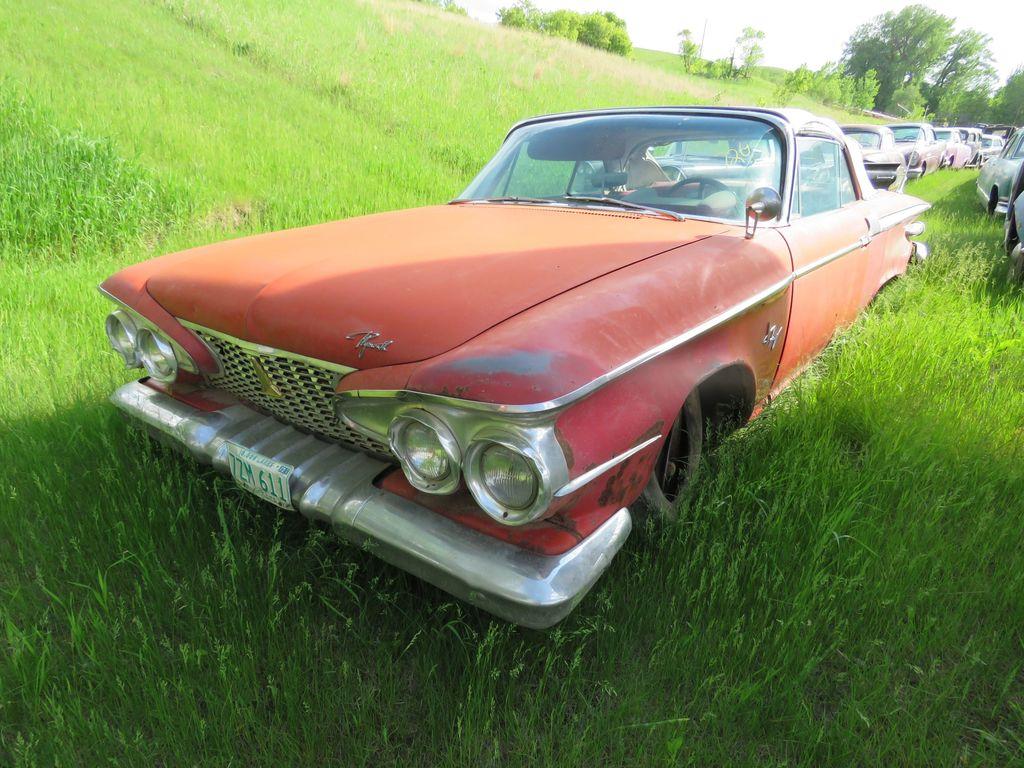 1961 Plymouth Fury Convertible 3311143965