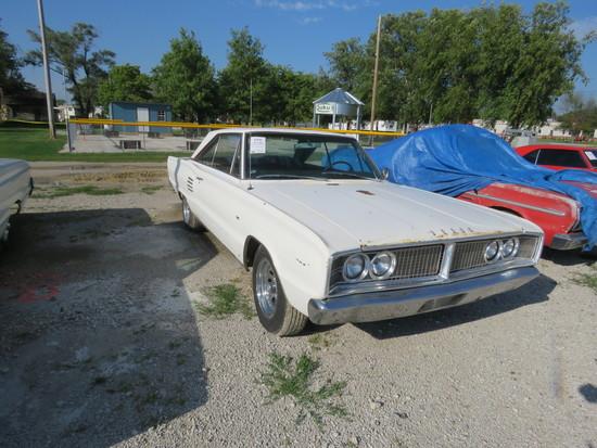 1966 Dodge Coronet 2dr HT