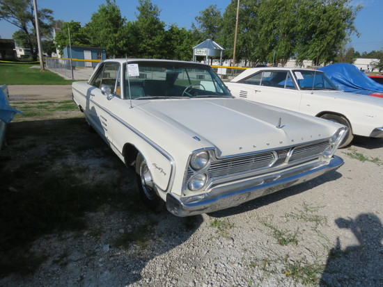 1966 Plymouth Sport Fury 2dr HT