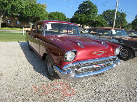 1957 Chevrolet 210 2dr Post