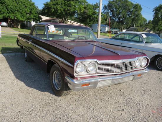 1964 Chevrolet Impala SS 2dr HT Coupe
