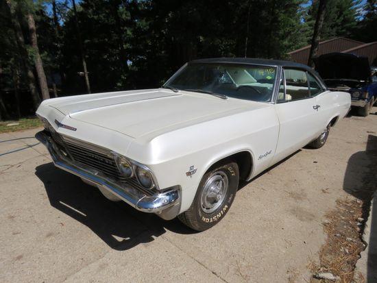 1965 Chevrolet Impala SS 2dr HT