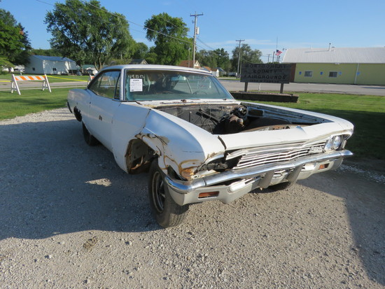 1966 Chevrolet Impala For Project or parts
