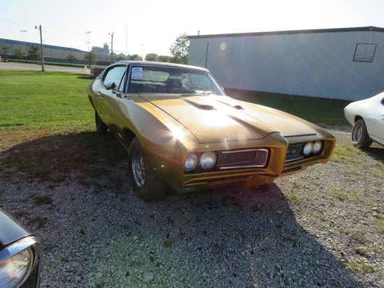 1968 Pontiac GTO Sport Coupe