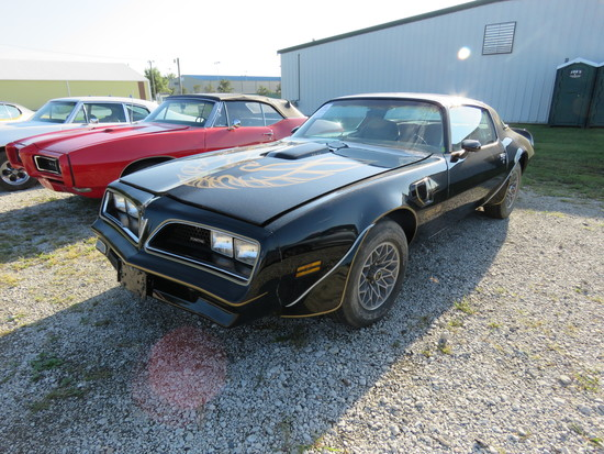 1978 Pontiac T-Top Trans AM