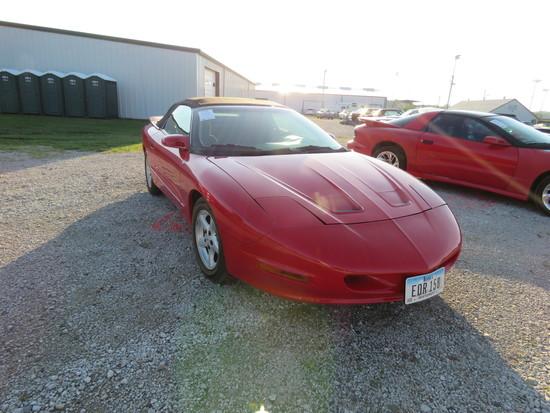 1997 Pontiac Firebird Convertible