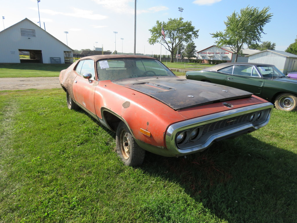 1972 Plymouth Satellite-Sebring Sport Coupe
