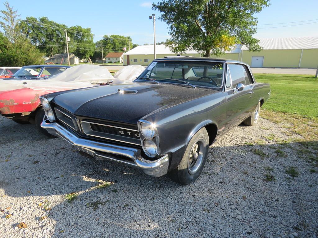 1965 Pontiac GTO 2dr HT