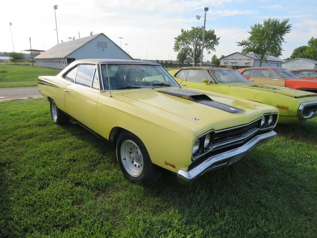 1969 Plymouth Satellite 2DR HT