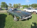 Barn Fresh 1973 Dodge Challenger 2dr HT