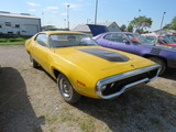 1971 Plymouth Roadrunner 2dr HT