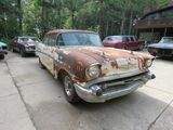 1957 Chevrolet Belair 2dr HT