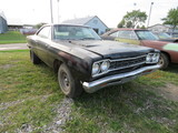 1968 Plymouth Roadrunner 2dr HT