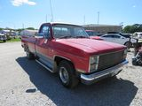 1984 GMC High Sierra 1500 Pickup