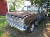 1984 Chevrolet Custom Deluxe 10 Pickup for Restore