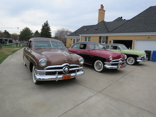 Wonderful Ford & Chevrolet Collector Vehicles