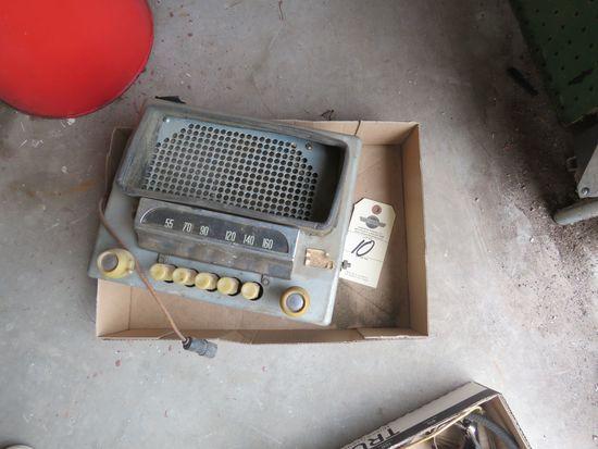 1950 Ford Used Radio