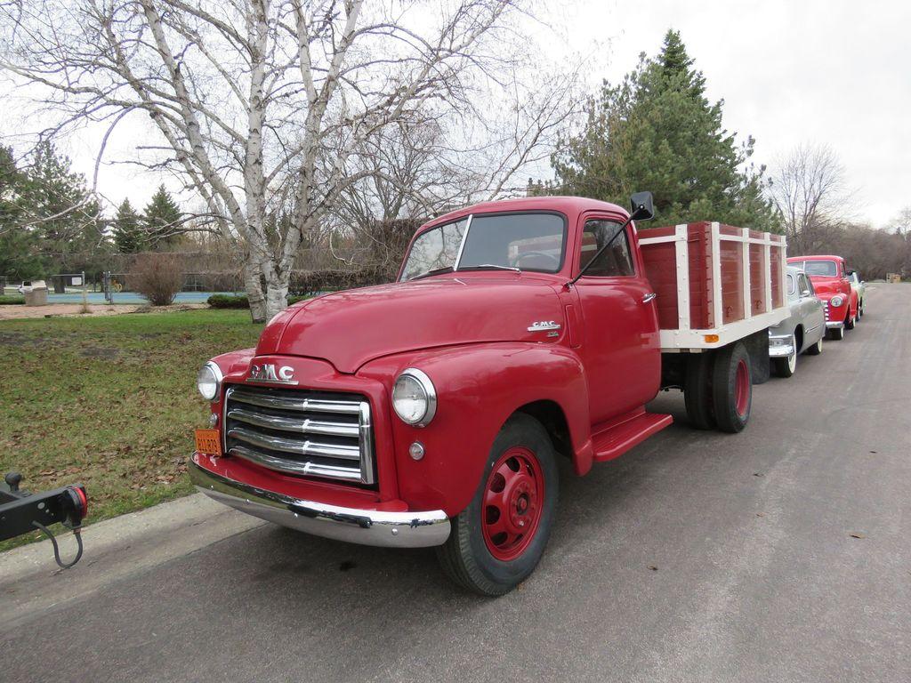 1950 Gmc Truck Collector Cars Collector Trucks Vans Online Auctions Proxibid