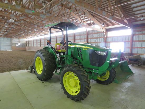 Tractors, Hay & Farm Equipment