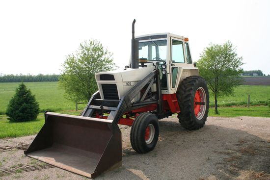 1978 Case 970 Tractor