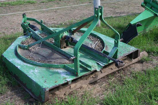 5FT Rough Cut Weed Mower