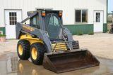 1999 New Holland Ls180 Skidloader