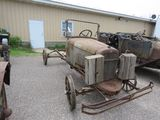 1918/19 Overland Roadster for Project or Parts