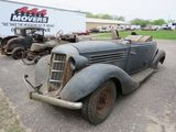 1936 Auburn 852 Roadster for Project